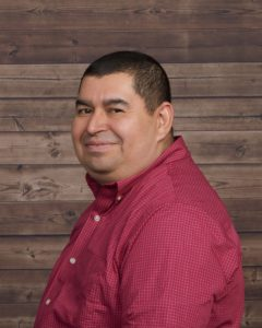Twin Cities District 2017 Employee of the Year, Franklin Portillo