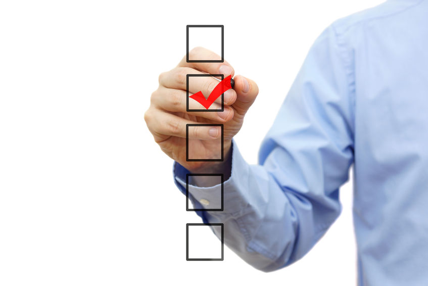 FM Checklist