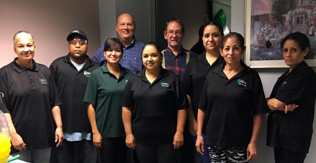 FBG Des Moines CenturyLink Staff