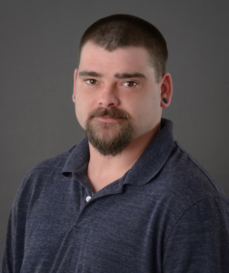 2020 Employee of the Year Jonathan Buchtela, Cedar Rapids District